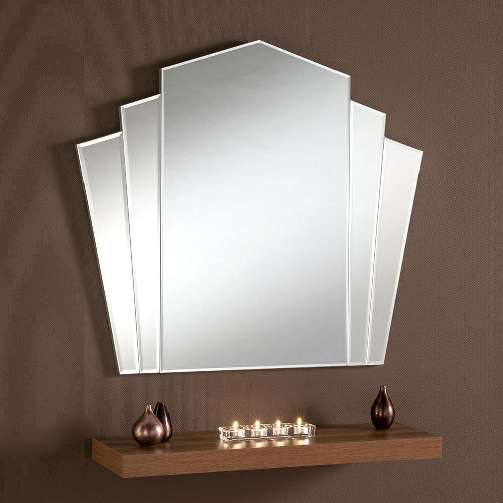 Art339 British Made Mirrors Art Deco Yearn Glass