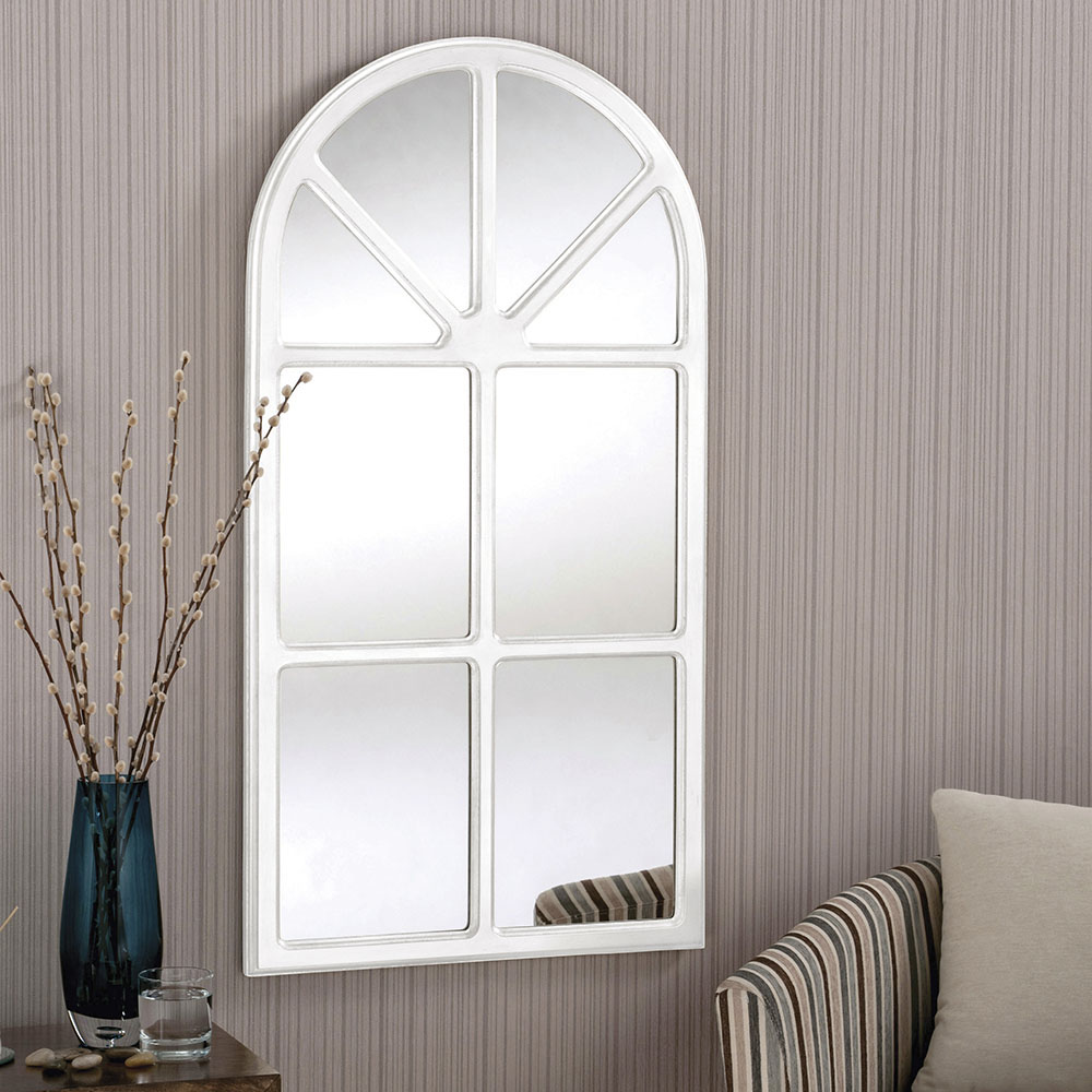Yg90 Window British Made Mirrors Contemporary Yearn Glass